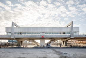 Orientkaj and Nordhavn: two new Metro station in Copenhagen docklands by Cobe and Arup